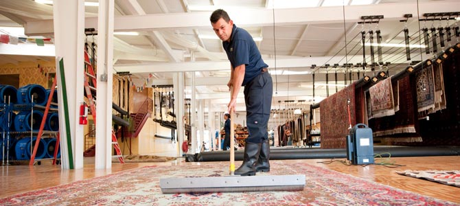 SaniTECH Victoria Area Rug Cleaning Highlight image