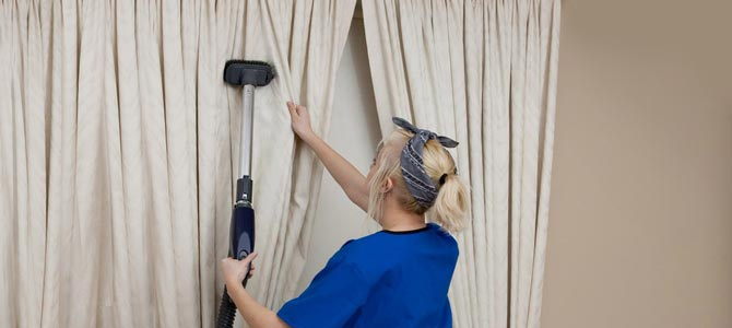 SaniTECH Victoria Fabric Cleaning Highlight image
