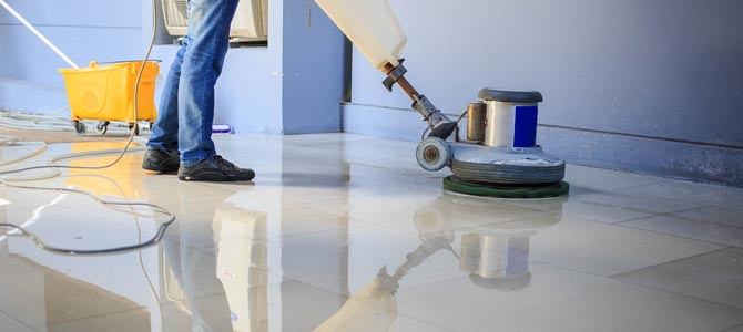 SaniTECH Victoria Tile Cleaning Highlight image